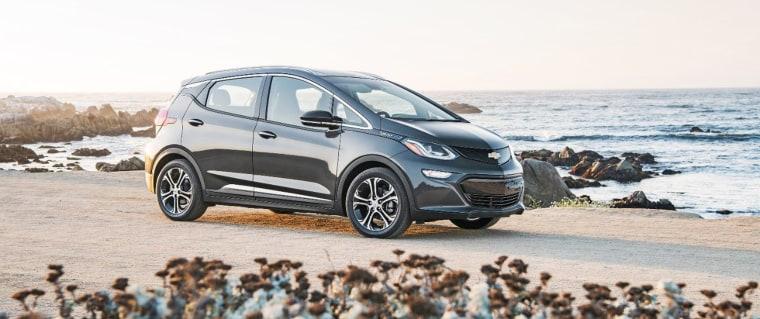 Image: Chevrolet Bolt EV