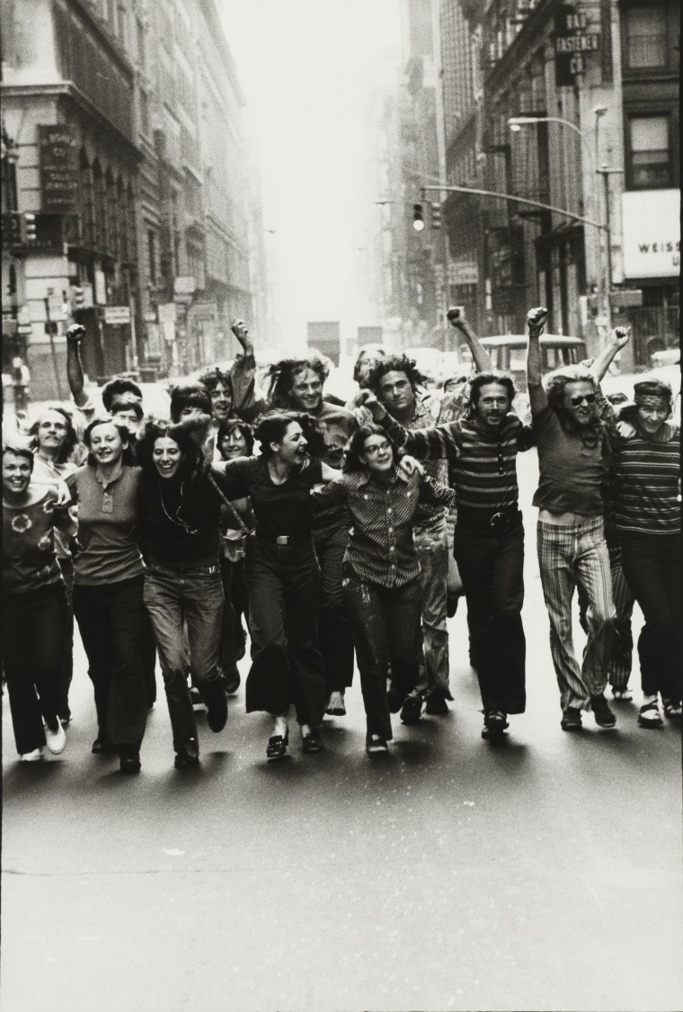 Hujar, Peter, 1934-1987, Gay Liberation Front poster image, 1970, Gelatin silver print, 2013.108:1.76,  EPH_1220-3