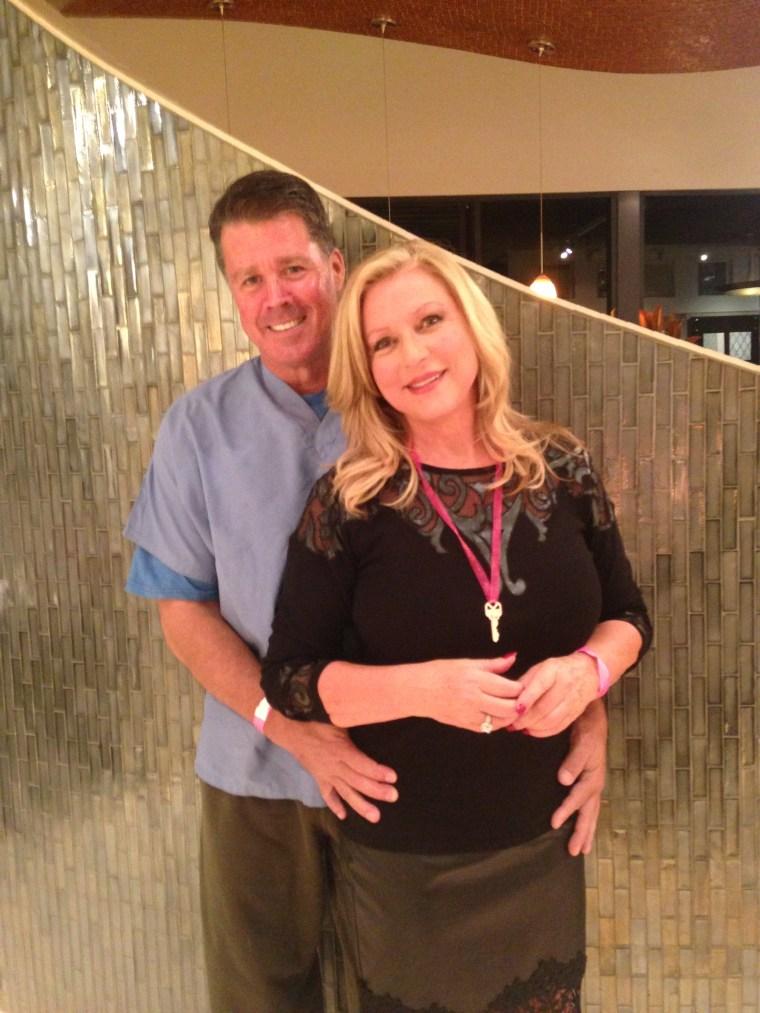 John Meehan and Debra Newell