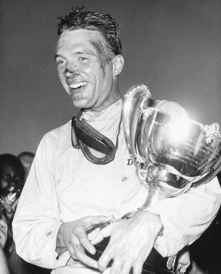 Image: Dan Gurney in 1962