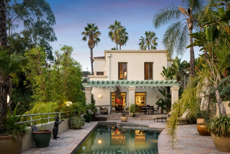Halle Berry Home