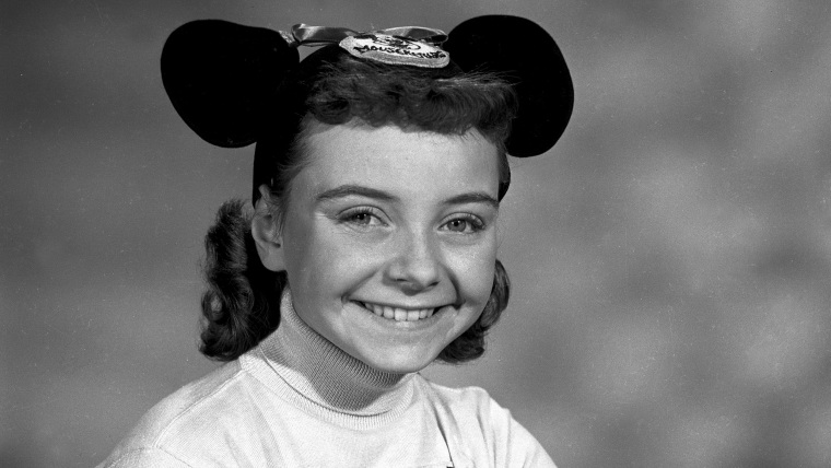 "This undated photo shows Disney Mouseketeer Doreen Tracey. Tracey, a former child star who played one of the original cute-as-a-button Mouseketeers on ""The Mickey Mouse Club"" in the 1950s."