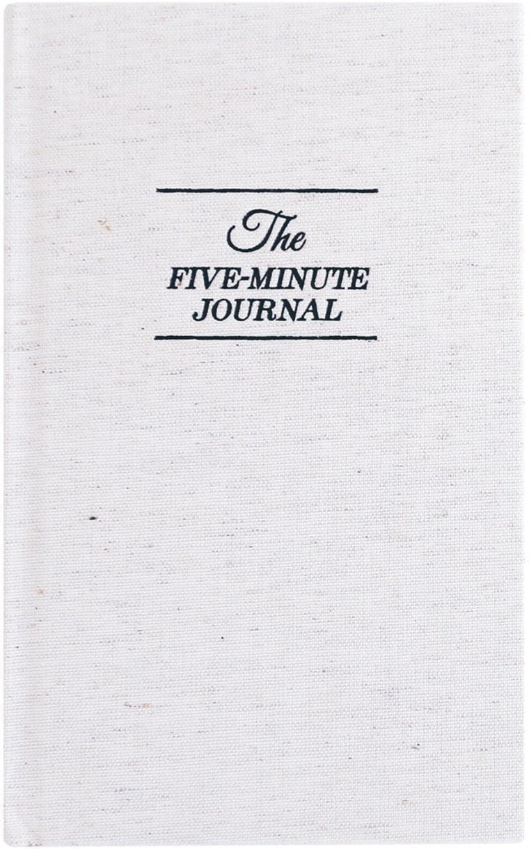 5 Minute Journal book cover