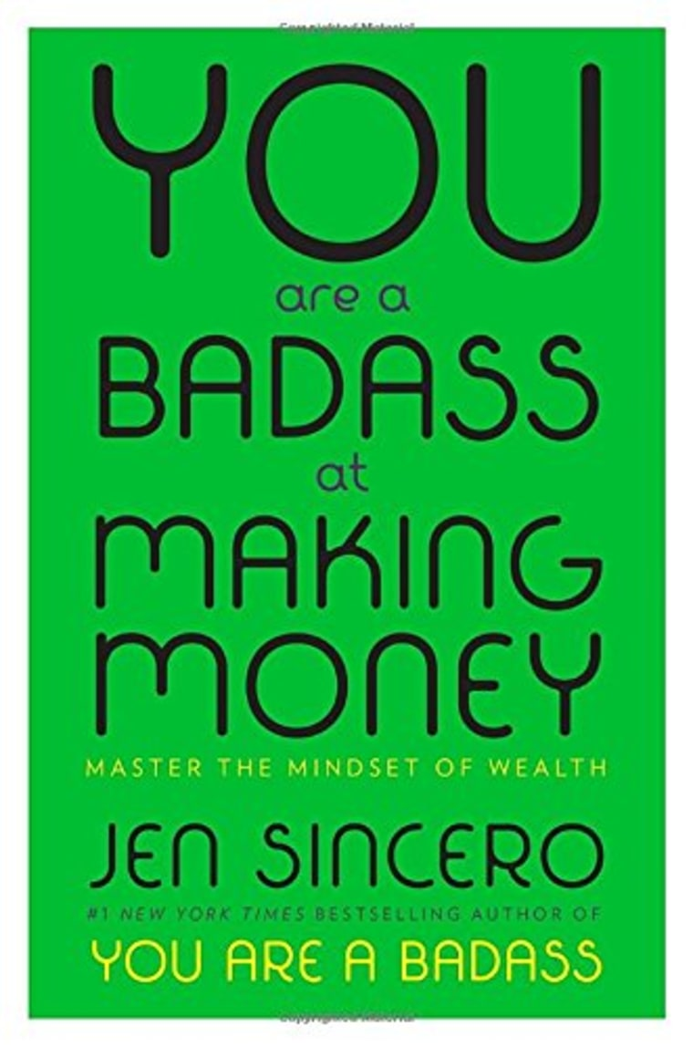 You Are Badass at Making Money