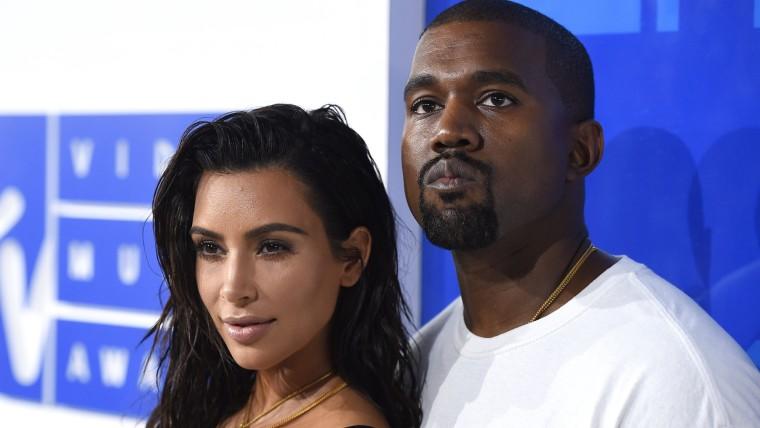 Image: Kim Kardashian West, Kanye West