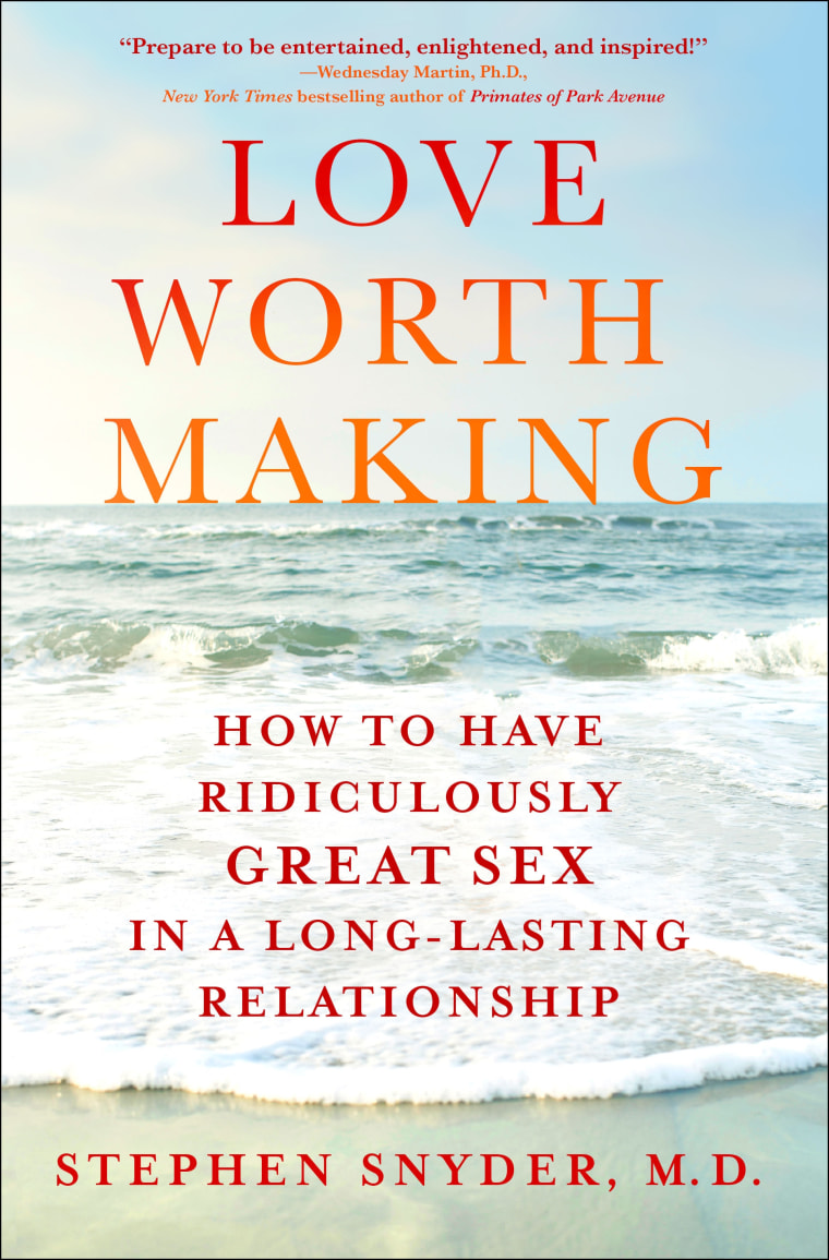 Love Worth Making book cover