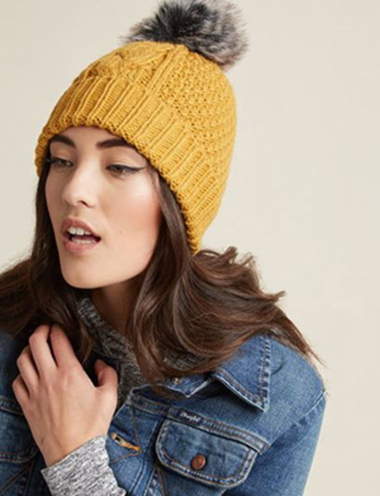 Fair warming beanie