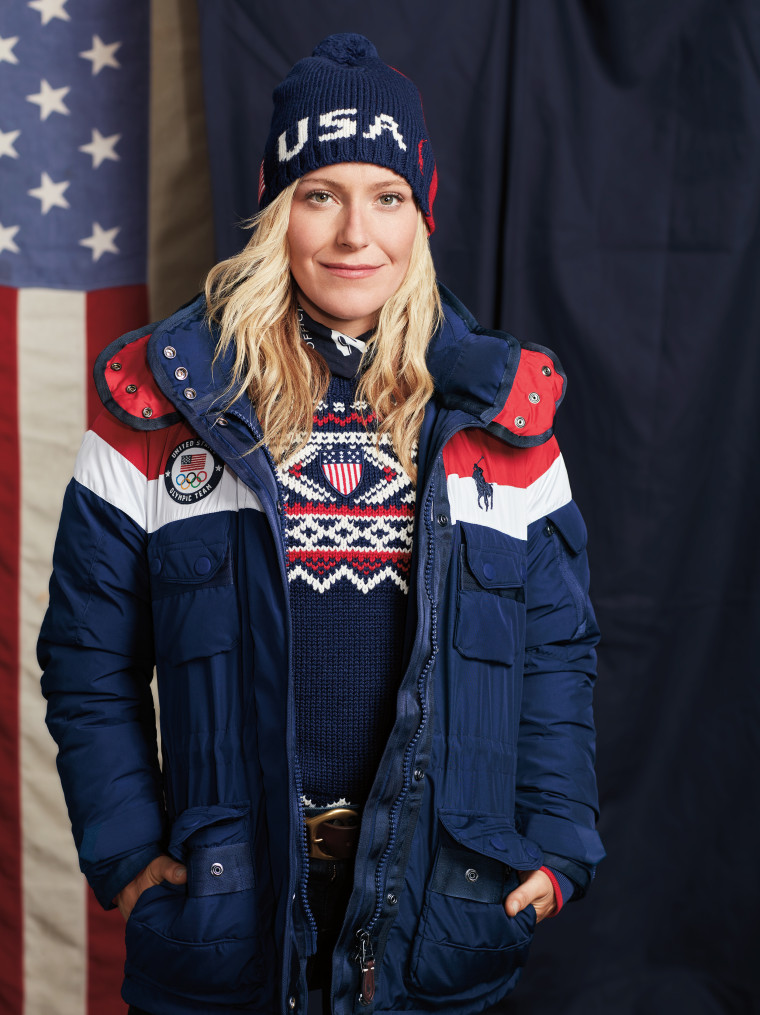 2018 Winter Olympics US Opening Ceremony Jacket