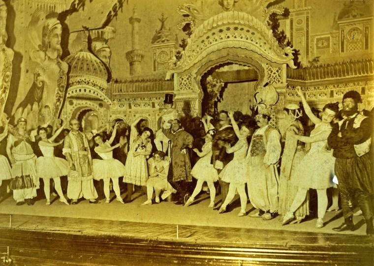 TABASCO: A Burlesque Opera