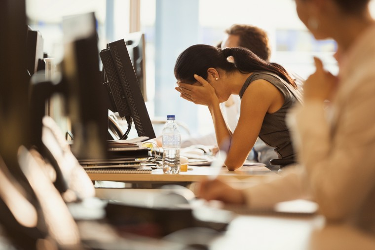 Too much stress can make you physically ill. Researchers now may know why.