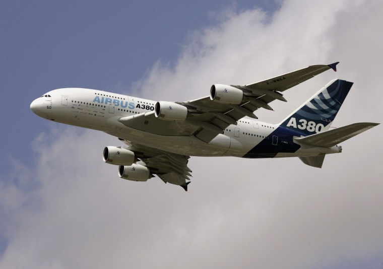 Image: Airbus A380