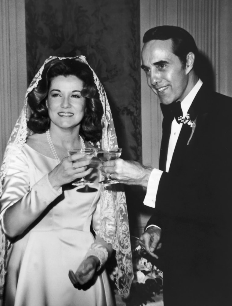 Image: Mr And Mrs Dole