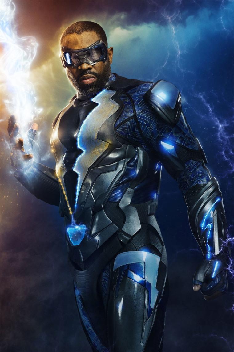 Image result for lightning superhero