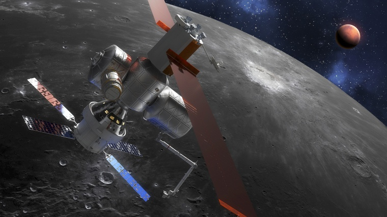 Image: Deep Space Gateway