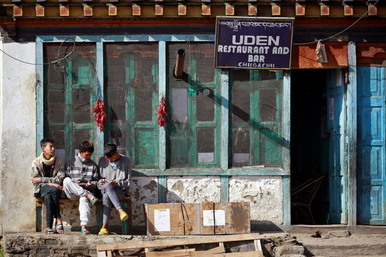 Image: Changing face of Bhutan