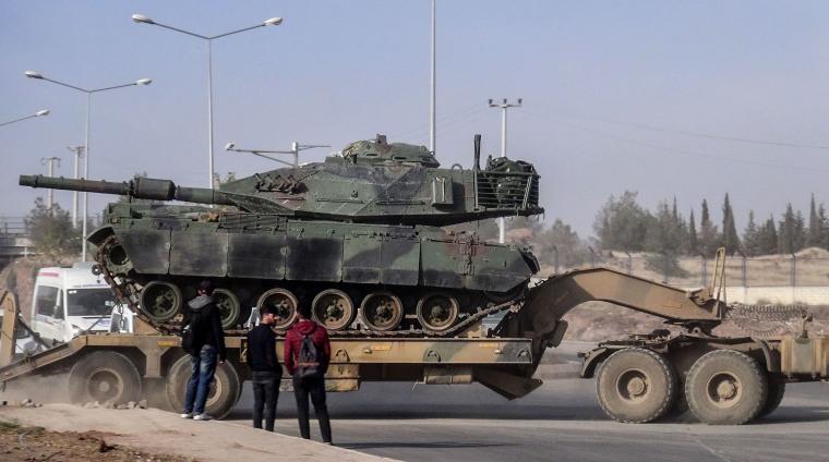 Image: Turkey Border