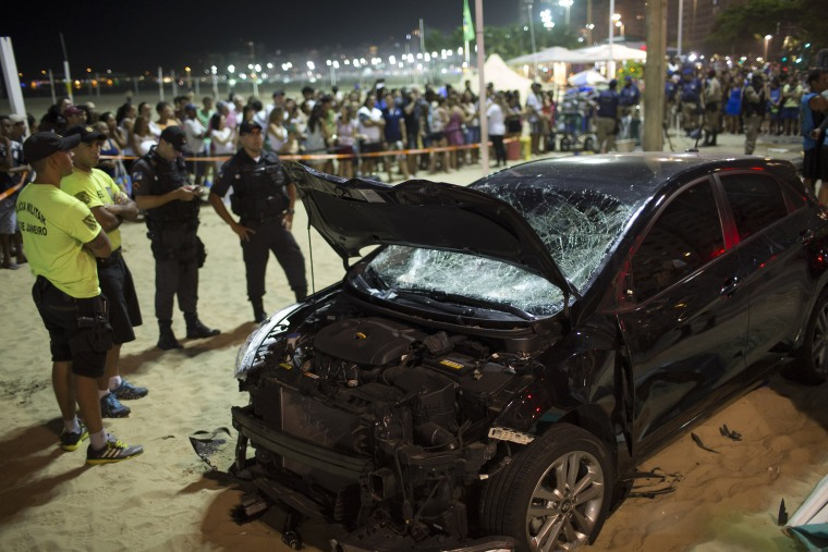 Image: Rio Accident
