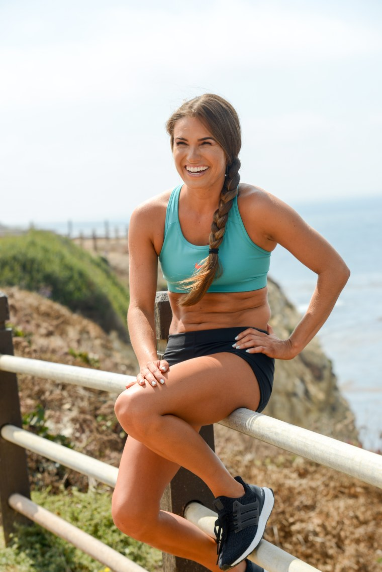 Marks journey led her to her true passion: helping other's live their healthiest lives as a personal trainer.
