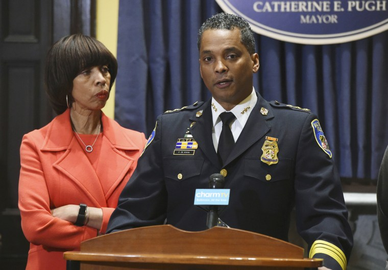 To reverse murder rate, Baltimore embraces a controversial policing ...