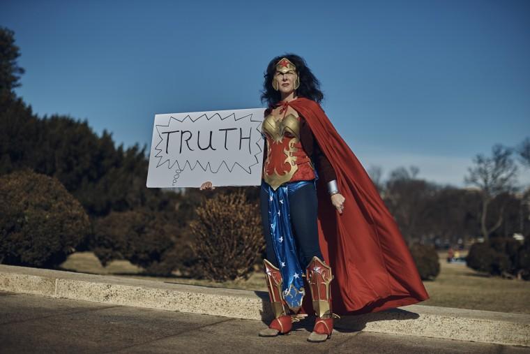 Image: Vitessa Del Prete, 51, from Arlington.