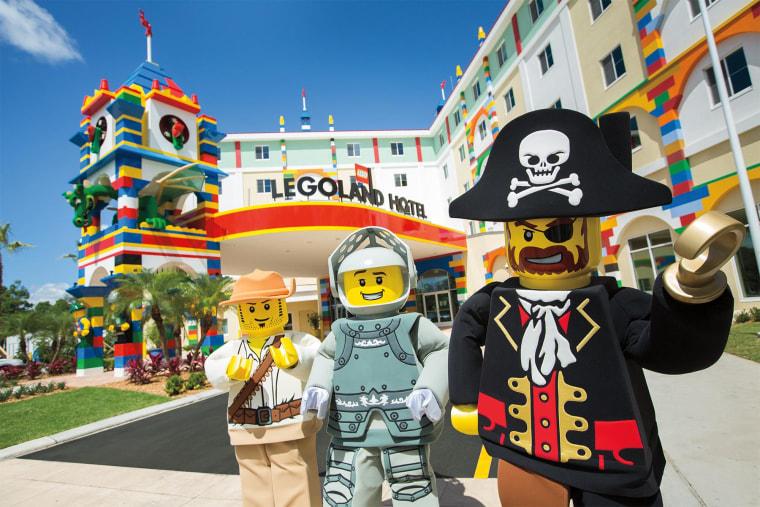 Best US family hotels: Legoland California Hotel