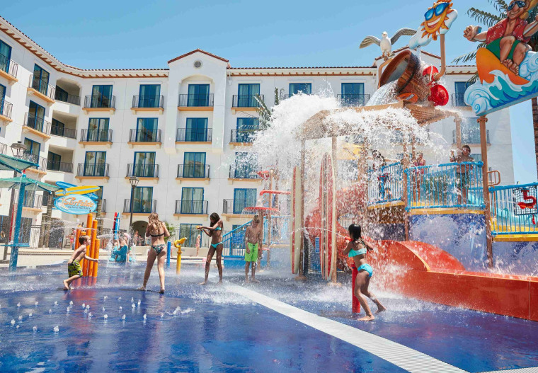 Best US family hotels: Courtyard Anaheim