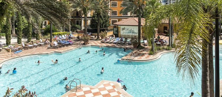 Best US family hotels: Floridays Resort