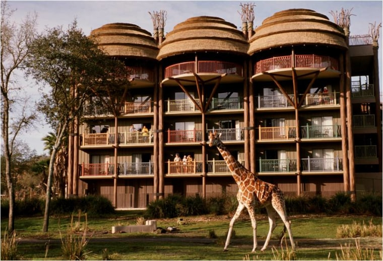 Best US family hotels: Disney's Animal Kingdom