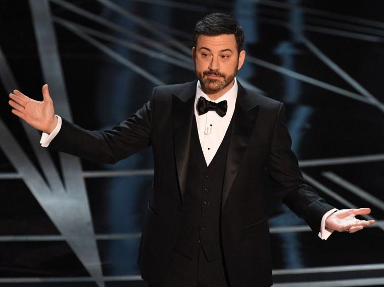 Kimmel will be back!