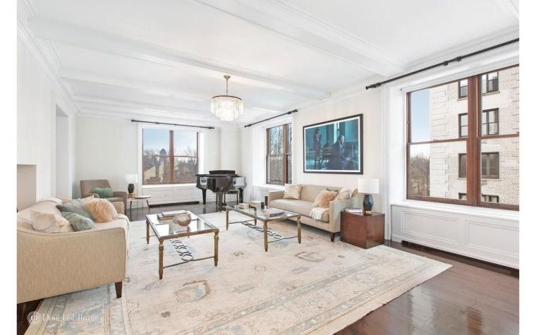 Bruce Willis NYC apartment