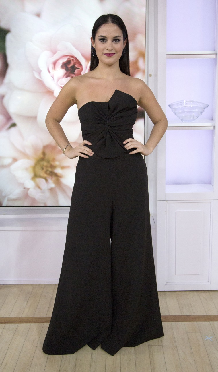 Bridesmaid jumpsuit