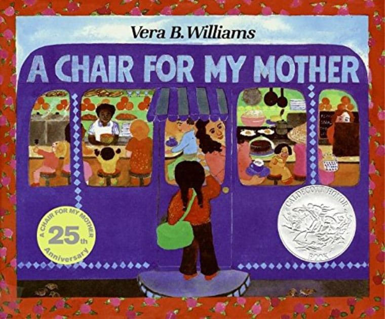 A Chair for My Mother