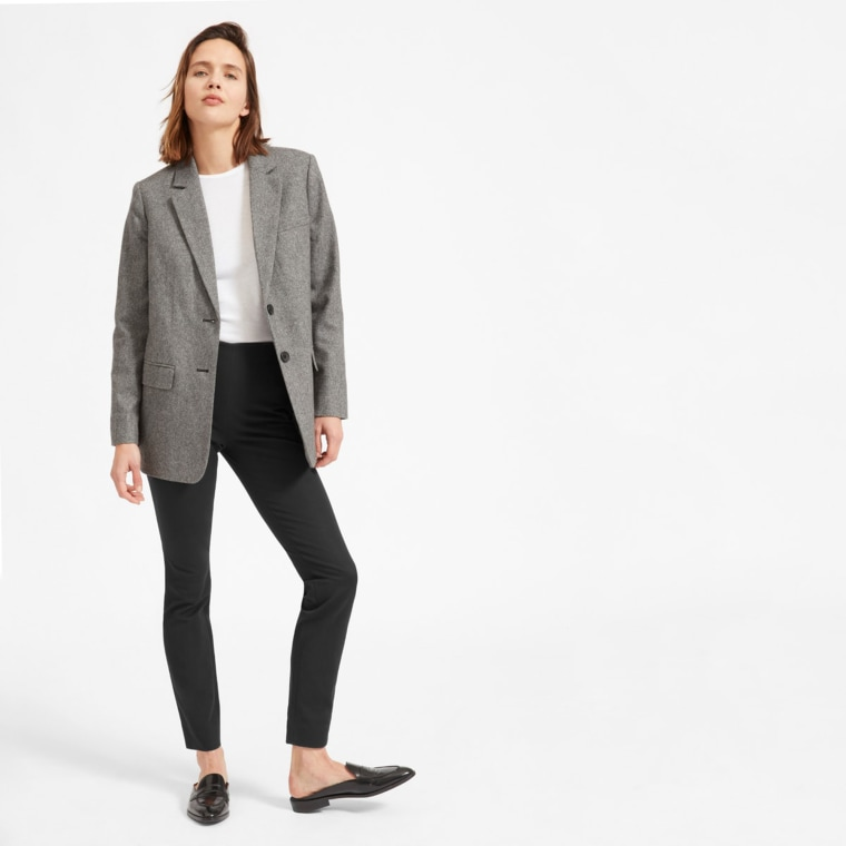 Everlane The Work Pant regular length photo