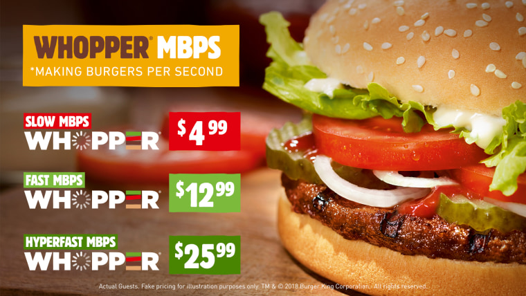 Burger King Net Neutrality Ad