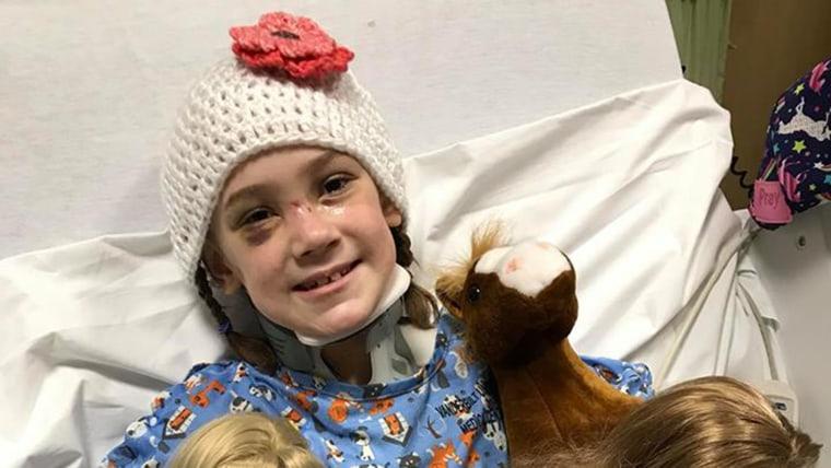 Girl gets meningitis after head injury