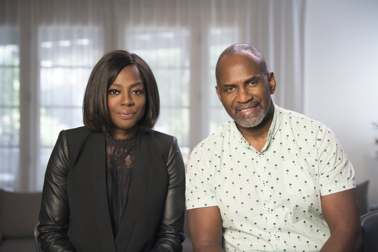 Image: Two Sides executive producers Viola Davis and Julius Tennon