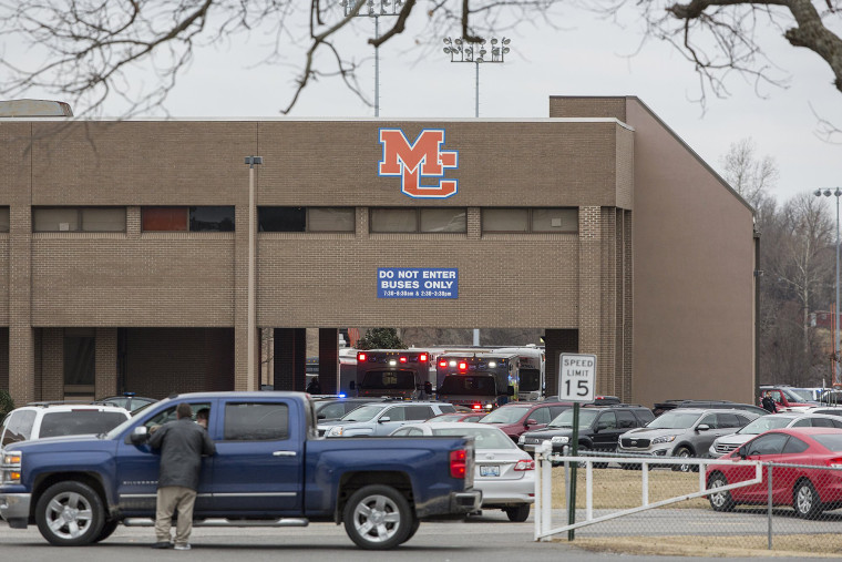 Image: Marshall County High School