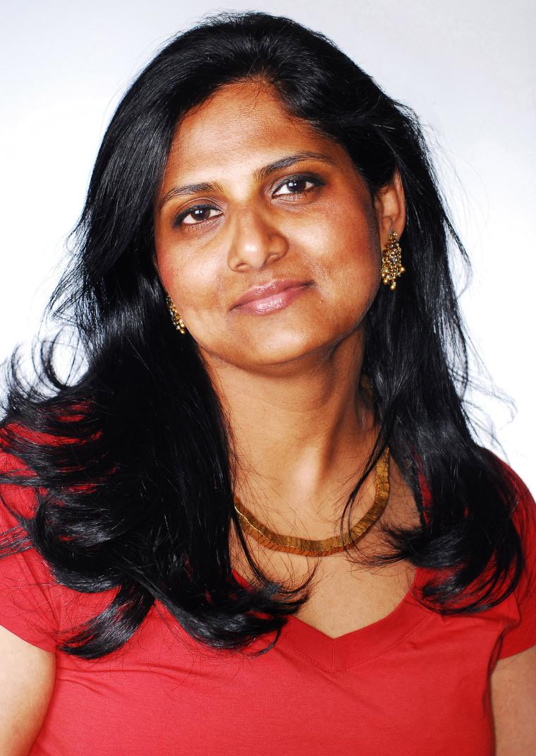 Image: Priyamvada Natarajan