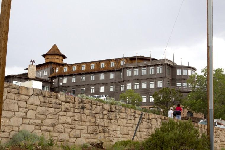 Image: The El Tovar Hotel