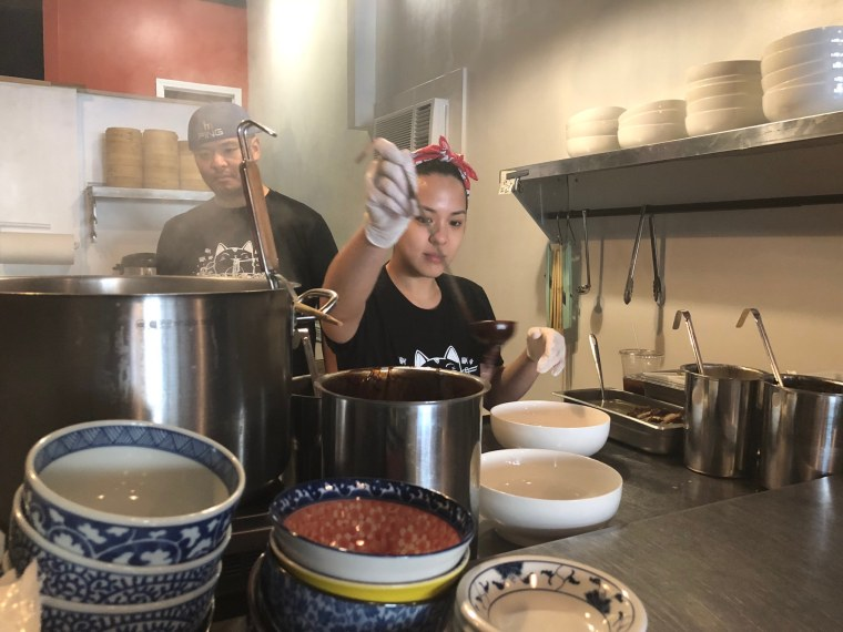 Nomiya Ramen -- owned by Allen Nguyen, his sister Christie, and Hidetoshi Suzuki -- is part of a new wave of restaurants in New Orleans.