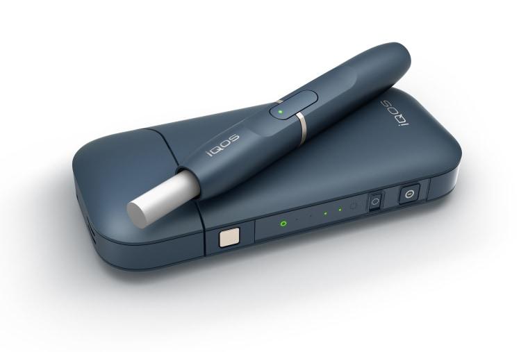 Image: Philip Morris' iQOS product.