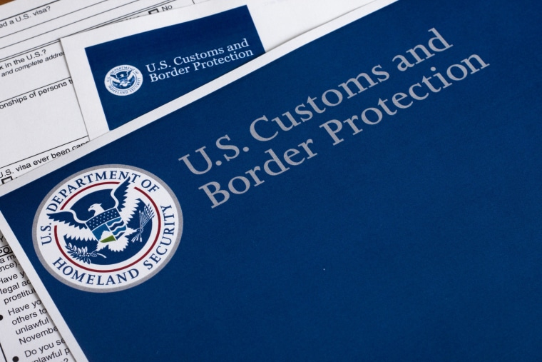 Image: US Customs and Border Protection