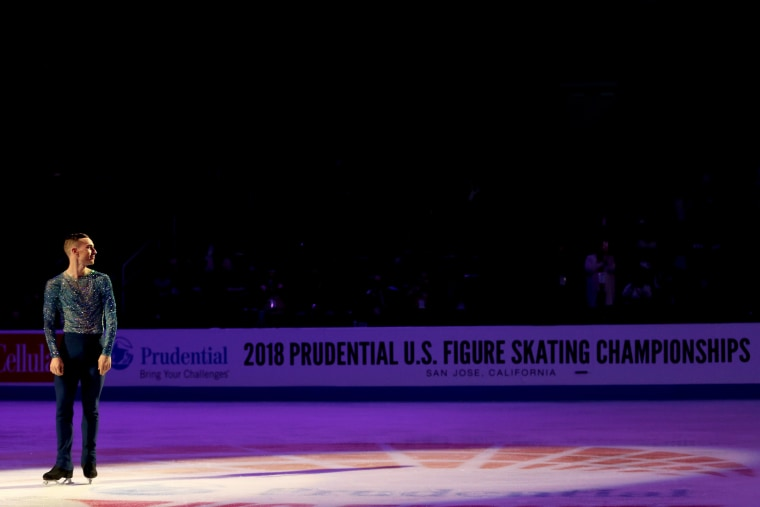 Image: 2018 Prudential U.S. Figure Skating Championships - Day 4