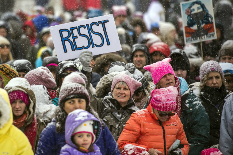 Image: Womens March