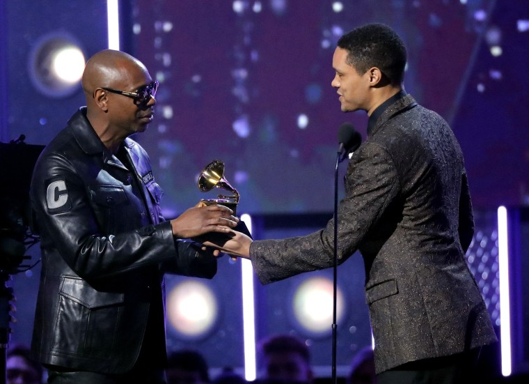 Image: 60th Annual Grammy Awards