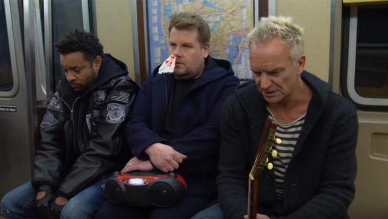 Subway Karaoke