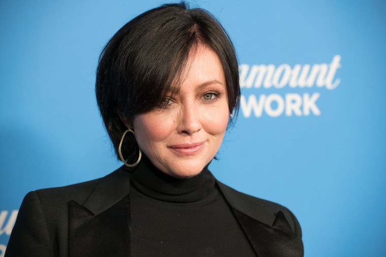 Image: Shannen Doherty