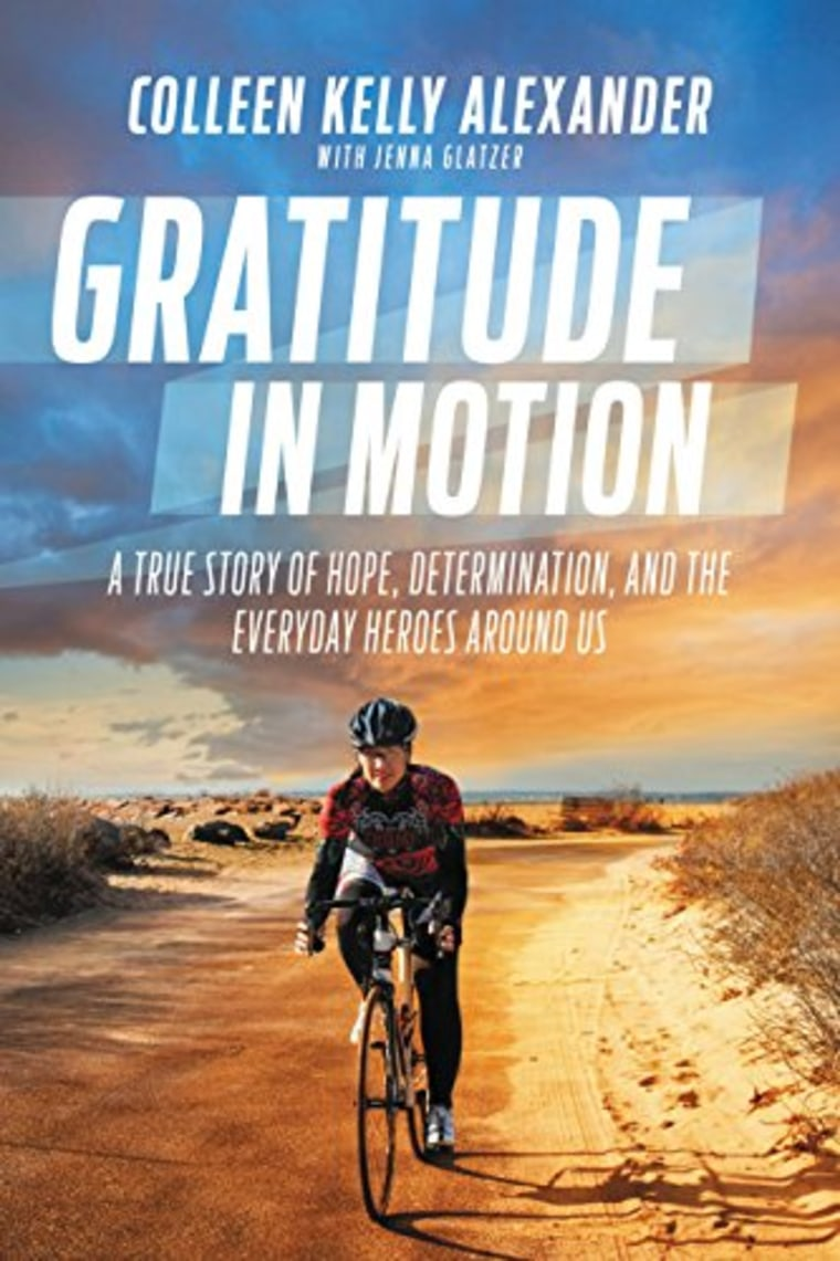 Gratitude in Motion book