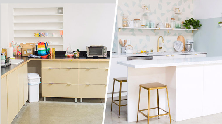 Oh Joy kitchen makeover