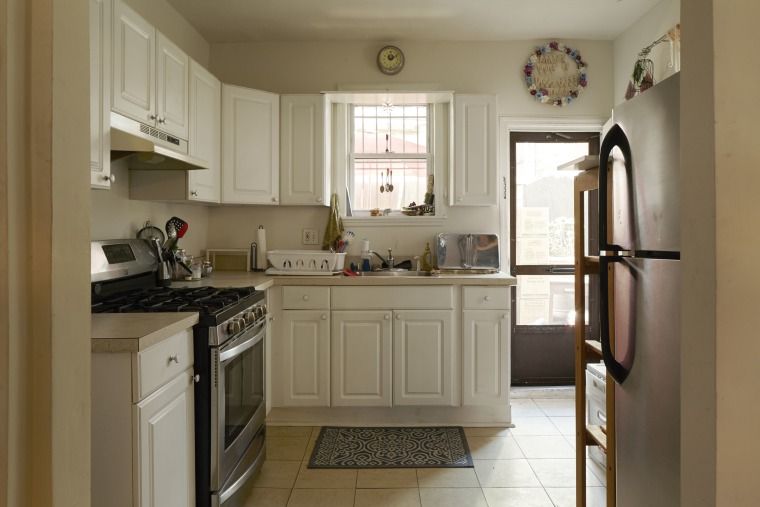 Christina Wilson kitchen
